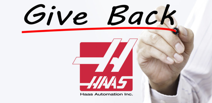 Haas Foundation Gives Back to the Industry