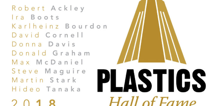 Laszeray Salutes the Inductees to the Plastics Hall of Fame