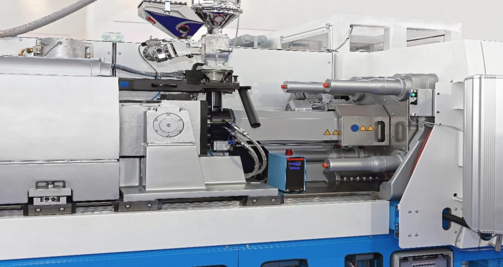 Injection Molding Machine for Plastic Parts Production
